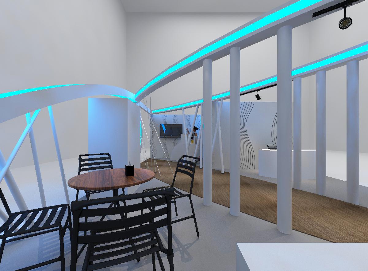 鴻佑鈑金展場設計