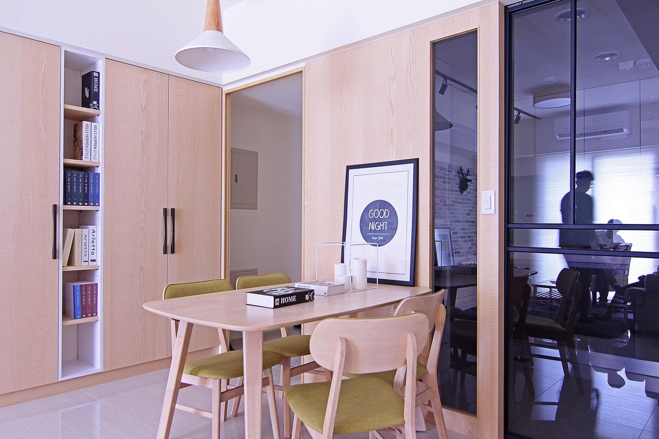 室內空間設計|室內設計作品|映見築住宅