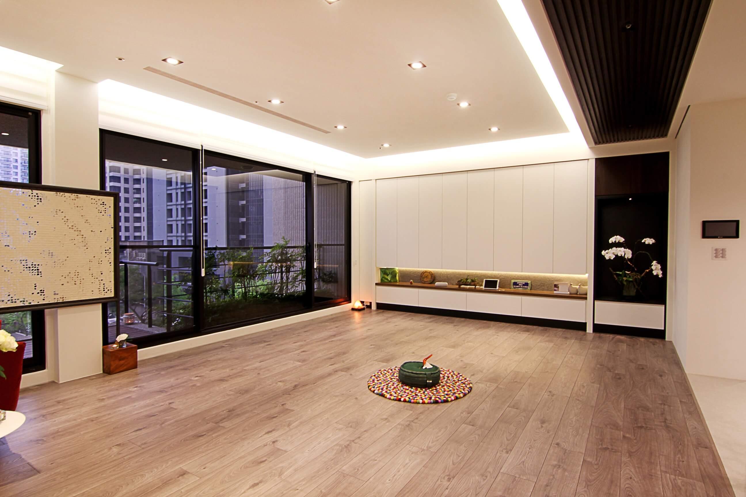 大禾室內空間設計|室內設計作品|華泰松濤H宅