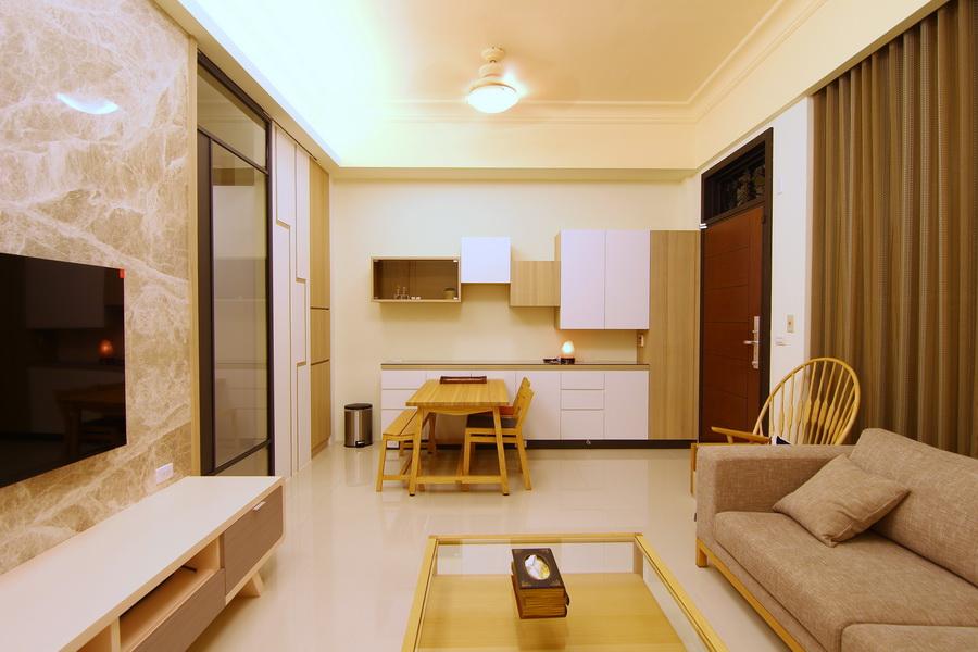 大禾室內空間設計|室內設計作品|員林自然風格住宅