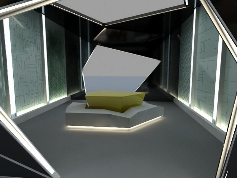 Wpd_0936 福華明鏡 台北展場 3D模擬